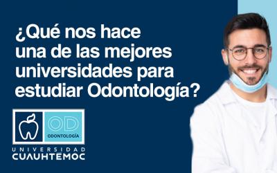 UCX: ¿Qué nos hace una de las mejores universidades para estudiar Odontología?