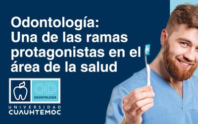 Odontología: Una de las ramas protagonistas en el área de la salud